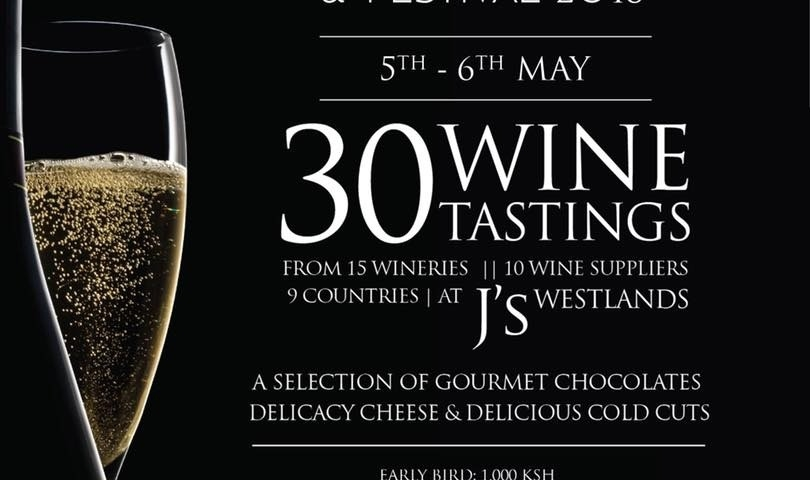 The Nairobi Wine Festival Opens Up a World of Vino Goodness