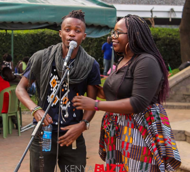 She Blossoms Concert/Day Of The African Child at Memorial Park (16/6/2018)