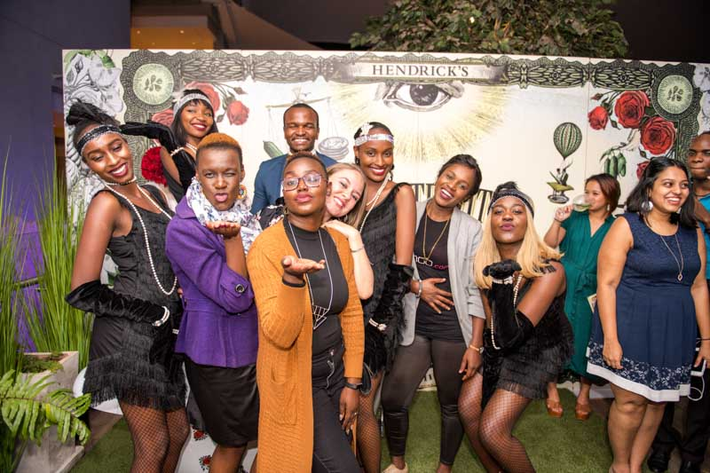 Hendrick's Gin Celebrates World Cucumber Day at Karel T Lounge;Village Market (14/6/2018) Photos by SHK