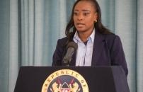 Is Kanze Dena Kenya's 'Olivia Pope'?