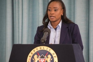 Is Kanze Dena Kenya's 'Olivia Pope'?