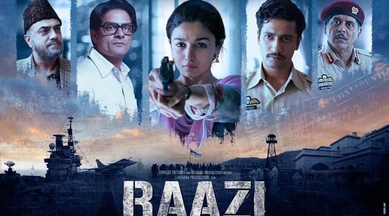 Raazi Movie Review: Another Spy Story