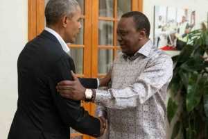 #ObamaInKenya: The Witty Reactions You Missed