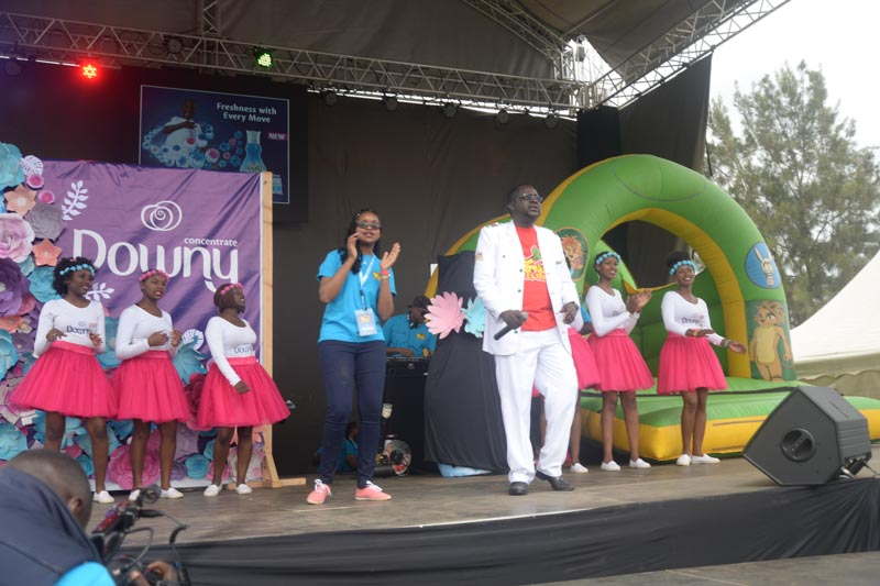 THE LAUGH INDUSTRY AND DOWNY KIDS FESTIVAL AT UHURU GARDENS (25/8/2018) PICS BY P&G