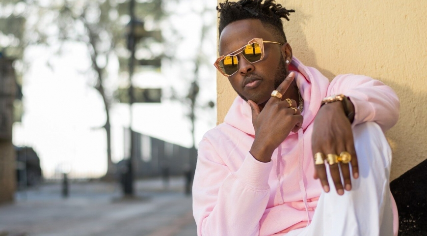 Meet Kagwe Mungai: The Multi-Talented Singer, Rapper and Music Producer (Part 1)