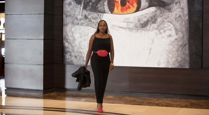 Meet Nelly Mwangi: A Serial Entrepreneur with Style to Match!