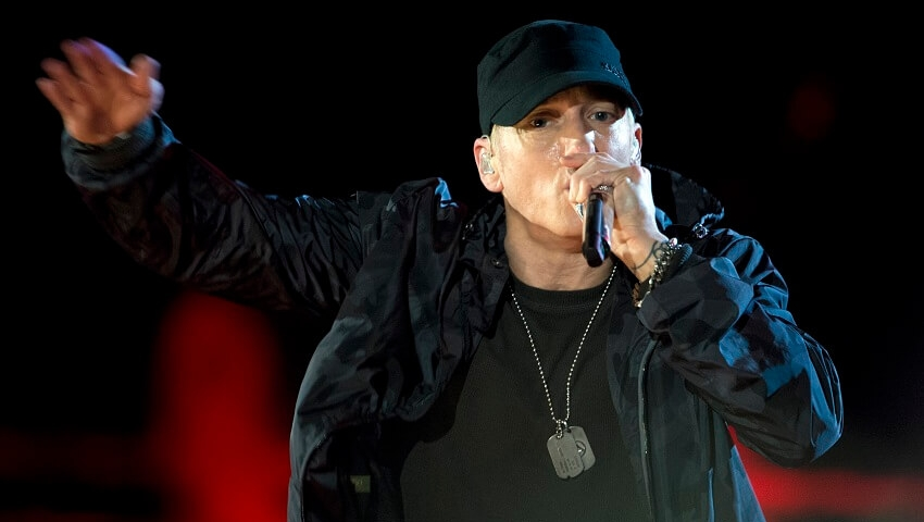 "Eminem Reveals That One Kamikaze Song ""Went Too Far"