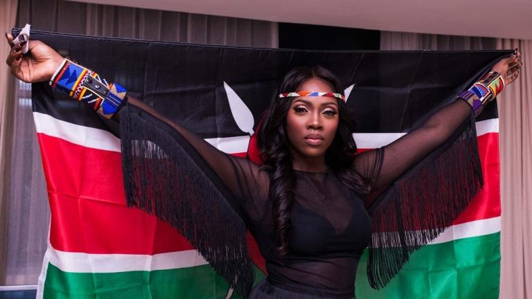 Afrobeats Star Tiwa Savage Releases 'Dangerous Love' Lyric Video
