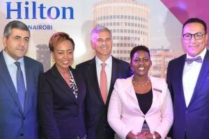 Balala Joins Hilton's Nassetta to Officially Open Nairobi's First Garden Inn