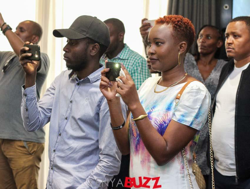 King Kaka's Album Cover Launch at Hemingways Nairobi,Karen (20/10/2018)