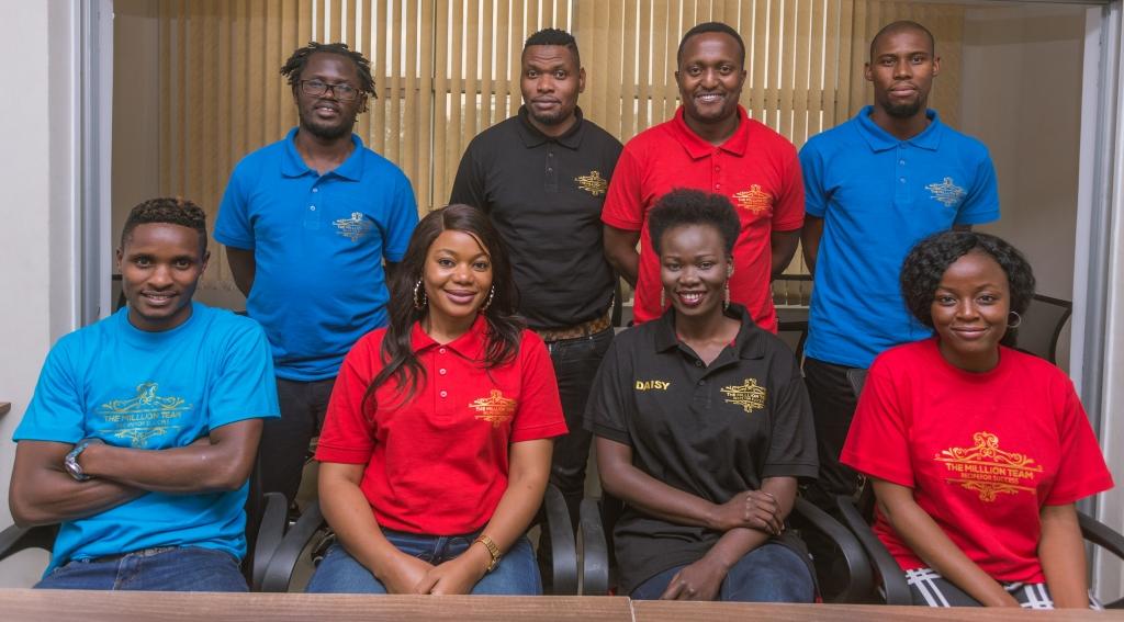 Mzazi Willym Tuva Introduces The Million Team Tmt To Kenyan Market -
