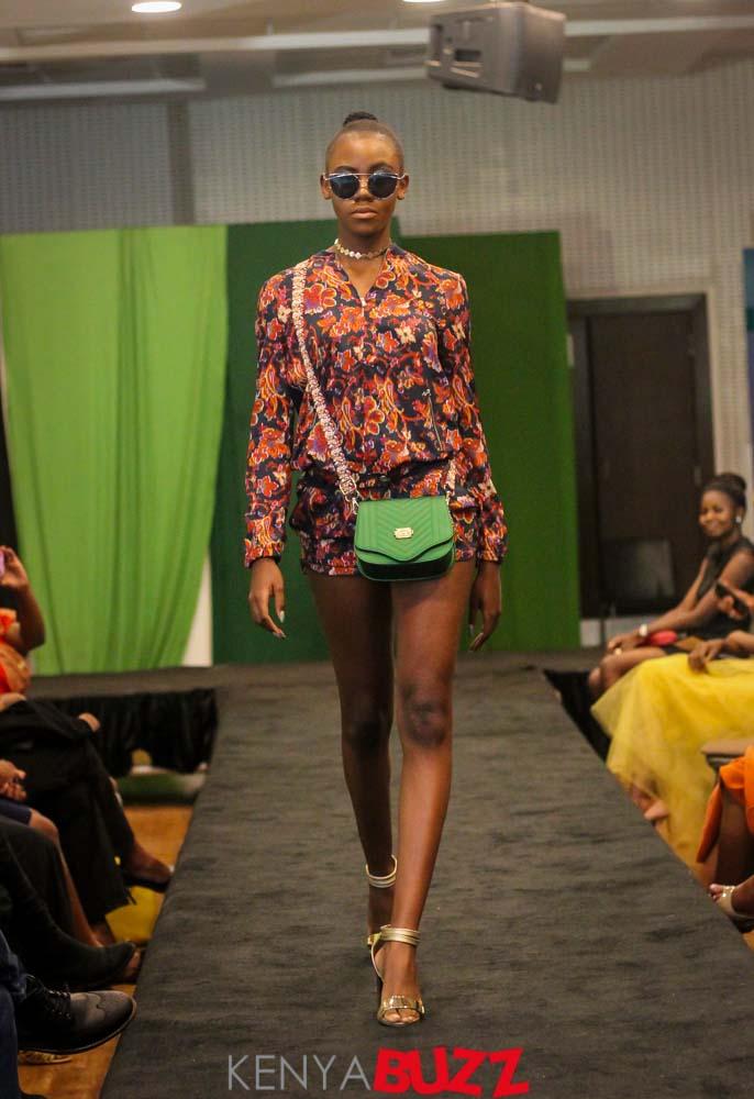 Fashion Bloggers Runaway Show at Michael Joseph Center (27/10/2018)