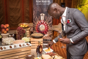 Opulence Revealed at Rémy Martin's Exclusive Tasting Party