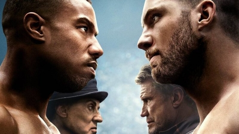 'Creed 2': Catch Mouthguards Flying Out Under Boxing Punches This Weekend