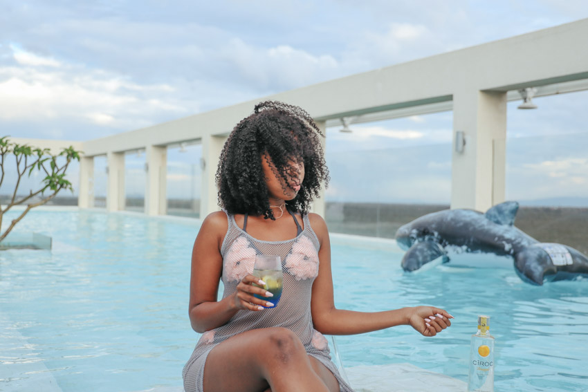 The 'Ciroc Life' Pool Party at Fourpoints By Sheraton JKIA(17/12/2018)
