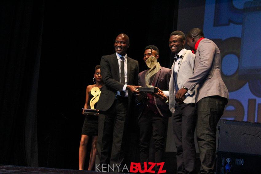 Sanaa Theatre Awards At Kenya National Theatre (3/12/2018)