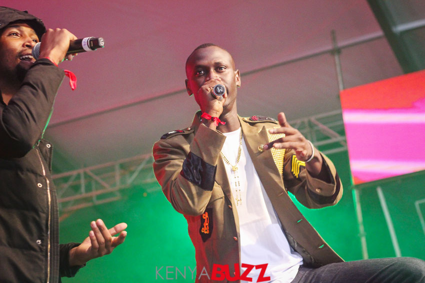 Jameson Connects Kenya 2018 at The WaterFront Karen (8/12/2018)