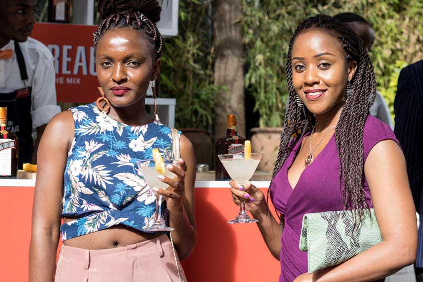 Nairobi Cocktail Week at J's Fresh Bar & Kitchen : Diageo ,St Remy & Contreau Gallery