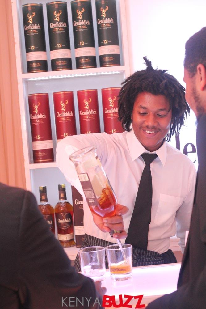 Glenfiddich 21 Unveil at Trademark Hotel (13/12/2018)