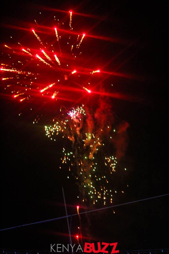 Wasafi Festival On New Year's Eve at Uhuru Gardens