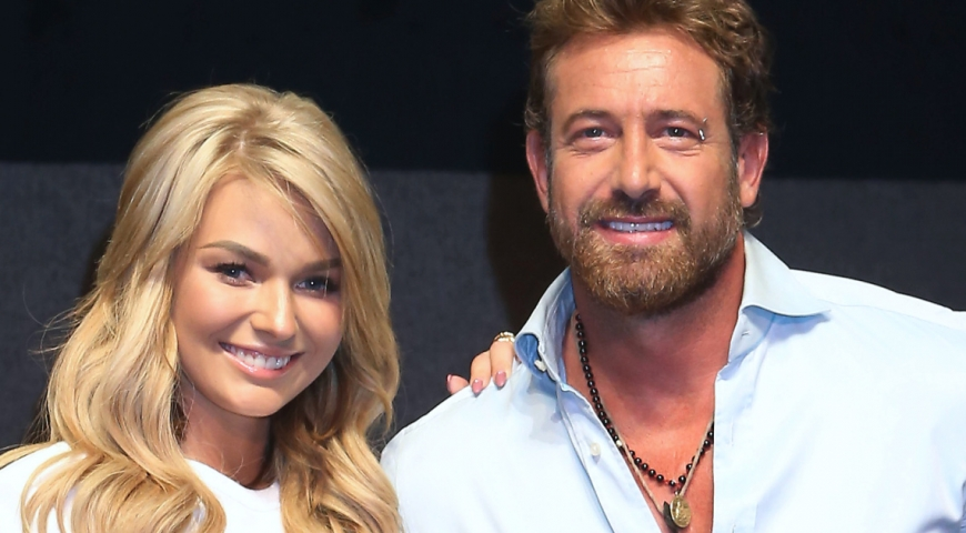 Gabriel Soto and Irina Baeva Are Officially Dating