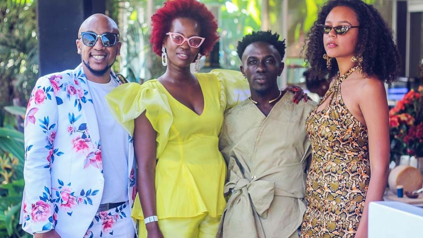 Event Review: Glamour and an Eclectic Sartorial Showcase Mark Fashion High Tea 2019