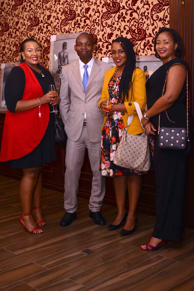 Alexis de Vilar Art Exhibition at Sarova Panafric (21/2/2019)