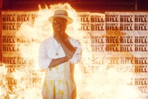 Blinky Bill Releases Dope Visuals For His Single, 'Mungu Halali'