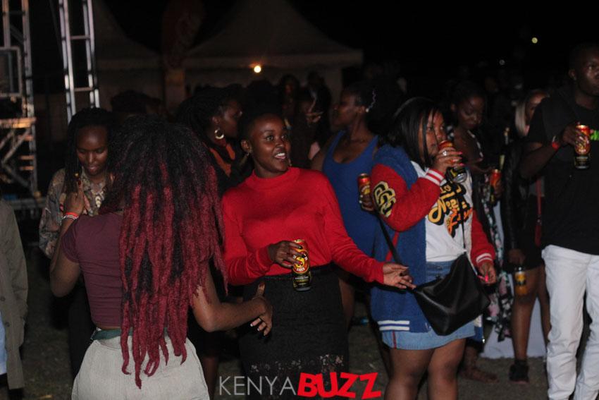 Festival of Love at Uhuru Gardens (16/2/2019)