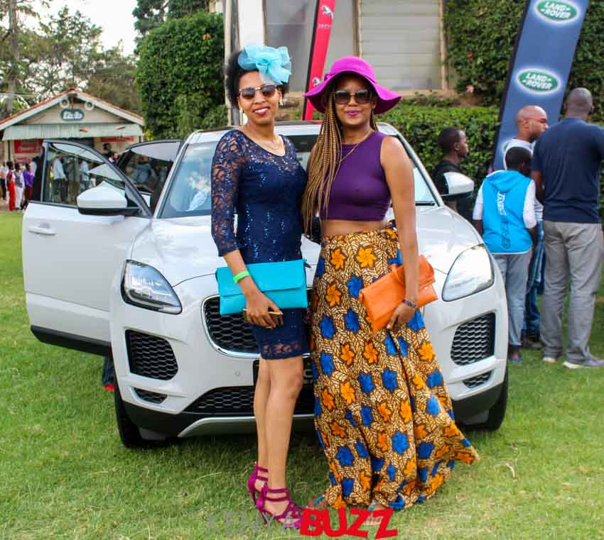 The Fillies Guineas German Race Day at Ngong Racecourse (24/2/2019)