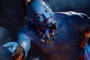 The Internet Is Laughing at Will Smith's 'Aladdin' Genie!