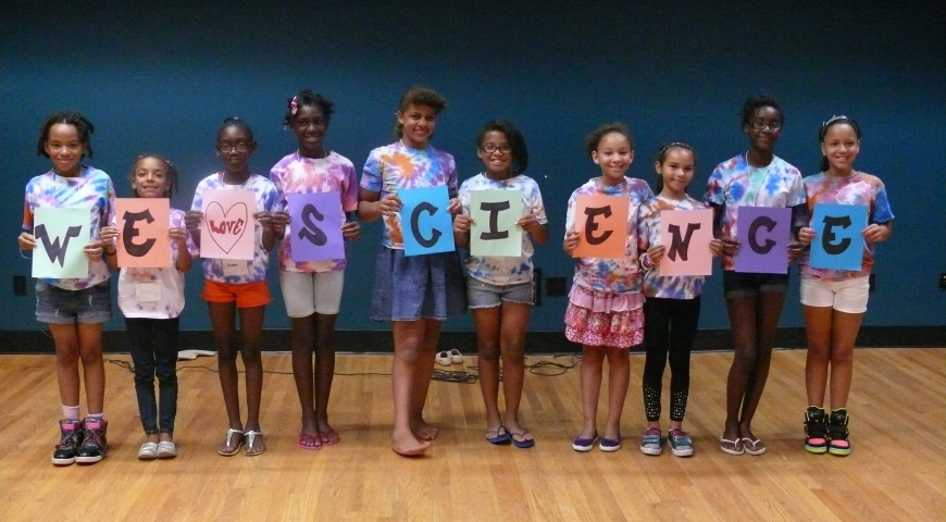 Geeked Out! International Day of Women and Girls in Science