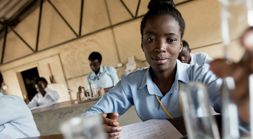 POLL: Exclusive STEM Clubs for Girls in School. Yay or Nuh?