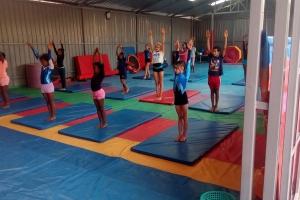 Fit Kids: Baby & Kids Gym Initiation