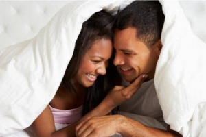 More Sex, Better Relationship?