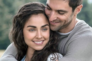 Sin Tu Mirada: Alberto and Marina are Married