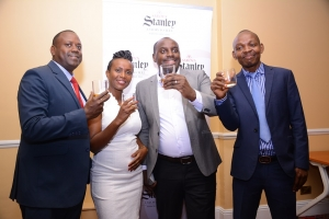 Diageo Celebrates International Whisky Day in Nairobi