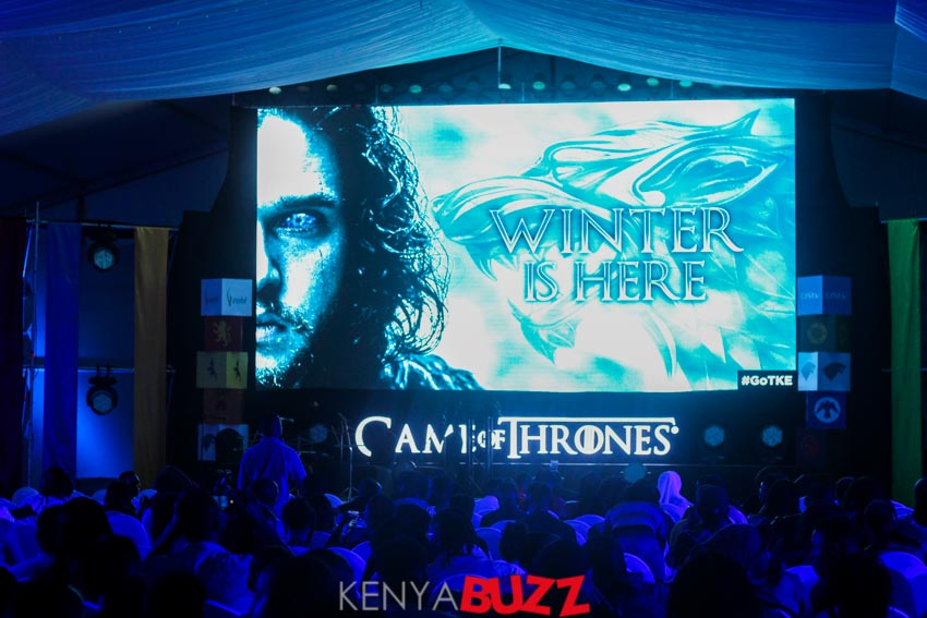 Game Of Thrones Viewing at Parklands Sports Club (15/4/2019)