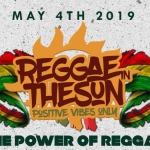 The 8th Edition of Reggae in The Sun is Back on 4th May 2019
