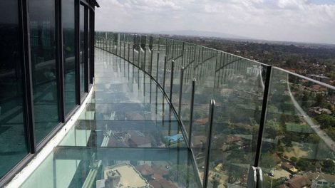 Nairobi's Glass Walkway: 7 Reactions That Prove Kenyans Are Fearful