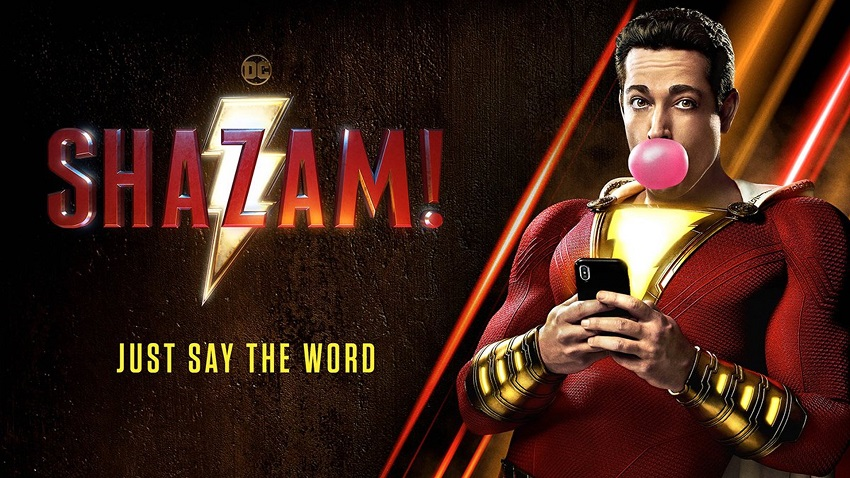 Introducing the New Champion of Eternity,Shazam!