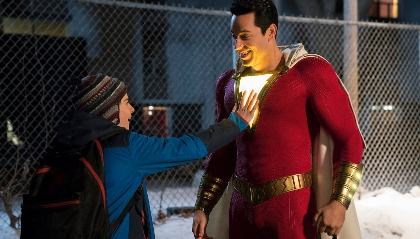 'Shazam' Movie Review: Relatively Cheesy,Refreshingly Delightful