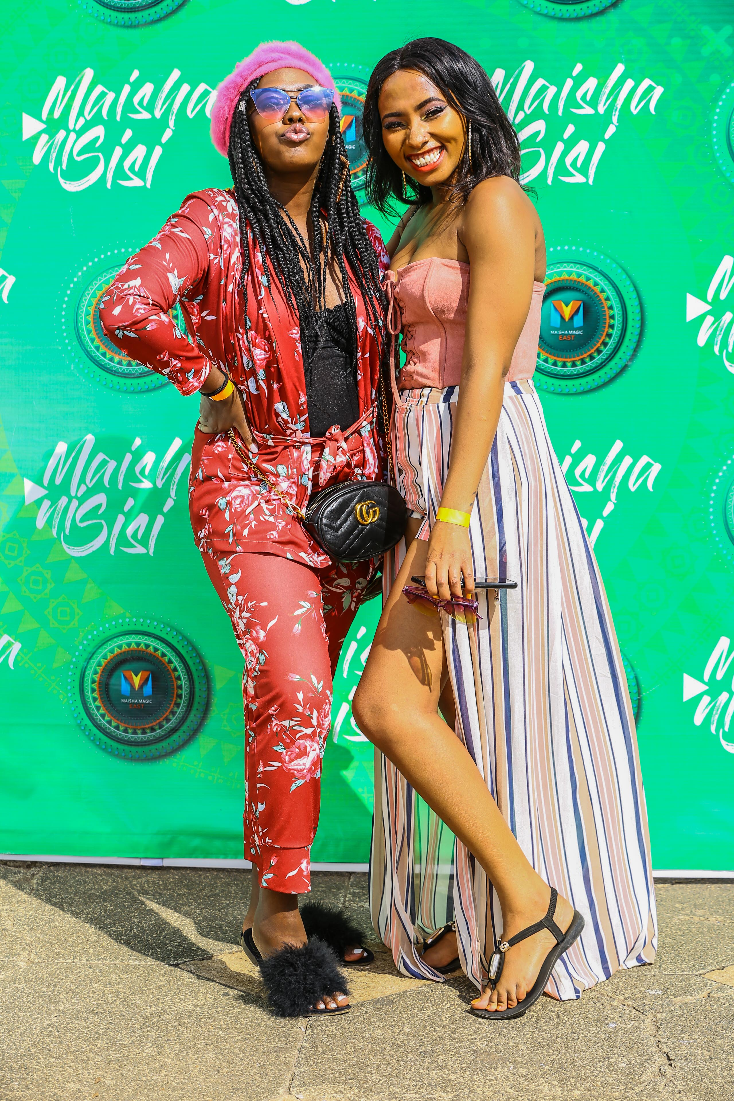 Maisha Magic Festival At KICC (4th May, 2019)