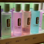 Product Review: Clinique Daily Scrub, Clarifying Lotion & Moisturising Gel