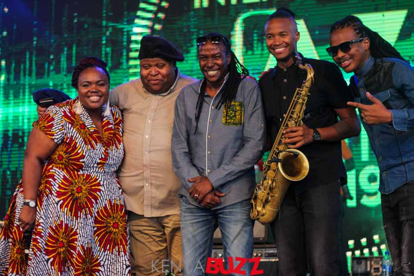 Safaricom International Jazz Festival at Carnivore Grounds (1/5/2019)