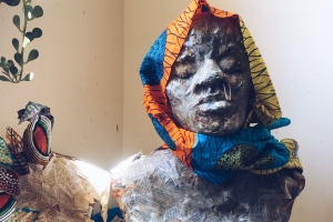 KenyaBuzz Interview: 10 Questions With Sculptor Joyce Atudo