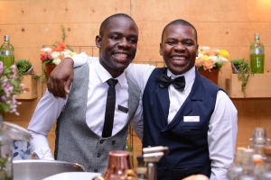 Evans Otieno Crowned Best Mixologist at the World Class Cocktail Competition