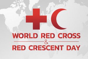It's All About Love! World Red Cross and Red Crescent Day