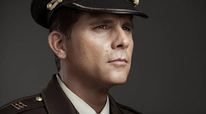 Christian Meier Stars in New FOX Series 'El General Naranjo'