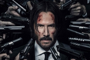John Wick 3 Beats Avengers End Game with $57 million Box Office Debut